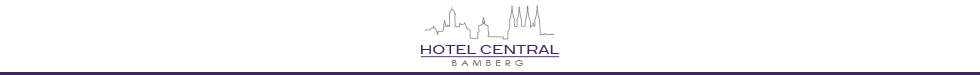 HOTEL CENTRAL BAMBERG Logo